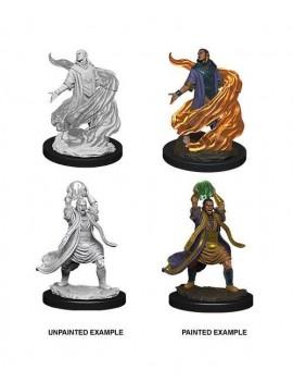 D&D Nolzur's Marvelous Miniatures Unpainted Miniatures Male Elf Sorcerer Case (6)