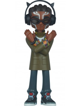 Marvel Designer Series Vinyl Statue Black Panther by kaNO 21 cm
