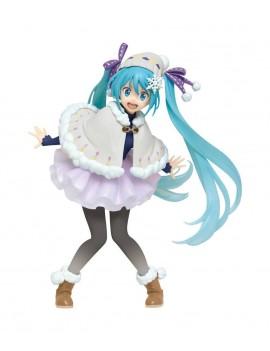 Vocaloid PVC Statue Hatsune Miku Winter Ver. Renewal 18 cm