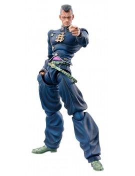 JoJo's Bizarre Adventure Super Action Action Figure Chozokado (Okuyasu Nijimura) 15 cm