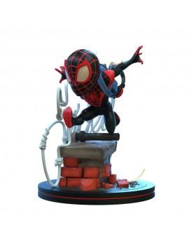 Marvel Q-Fig Elite Figure Spider-Man: Miles Morales 10 cm