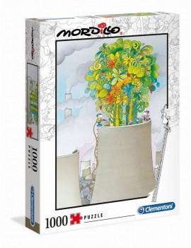 Mordillo Puzzle The Cure