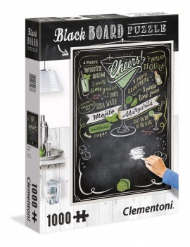 Cheers Blackboard Puzzle