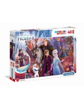 Disney Floor Puzzle Frozen 2