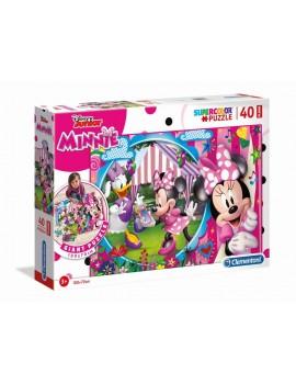 Disney Floor Puzzle Minnie Happy Helpers