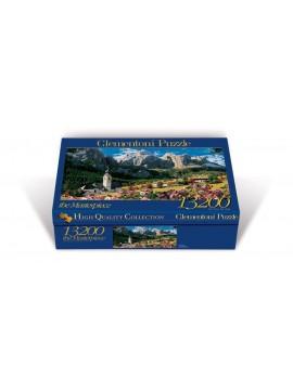 Dolomites Puzzle