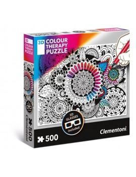 Flowers 3D Puzzle