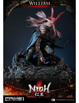 Nioh Statue 1/4 William Deluxe Ver. 61 cm