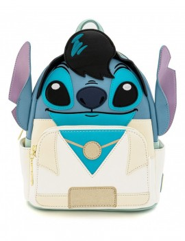 Disney by Loungefly Backpack Elvis Stitch Cosplay