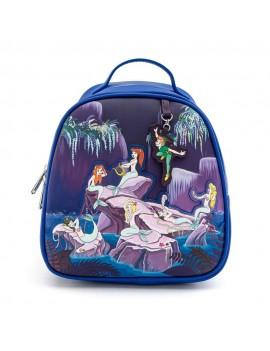 Disney by Loungefly Backpack Peter Pan Mermaids