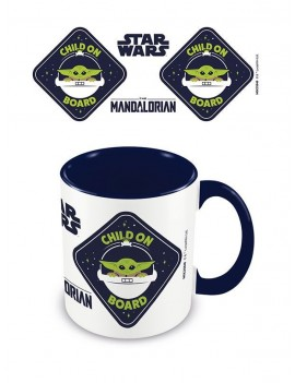 Star Wars Mug Child On Board