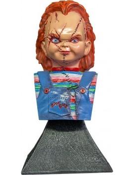 Bride of Chucky Mini Bust Chucky 15 cm