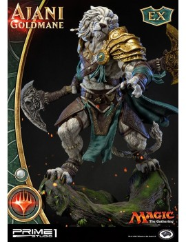 Magic The Gathering Premium Masterline Statues Ajani Goldmane Exclusive 72 cm Assortment (3)