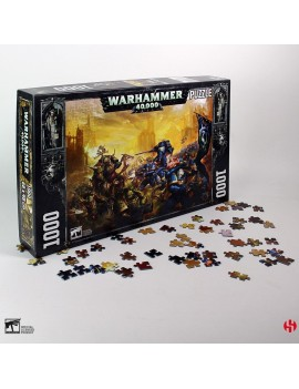 Warhammer 40K Jigsaw Puzzle Dark Imperium (1000 pieces)