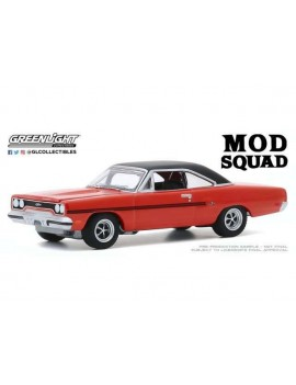 The Mod Squad Diecast Model 1/64 1970 Plymouth GTX