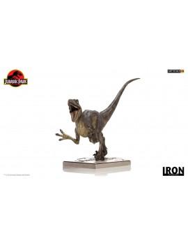 Jurassic Park Art Scale Statue 1/10 Velociraptor Attack 31 cm