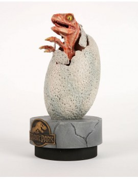 Jurassic Park Statue 1/1 Raptor Hatchling 28 cm