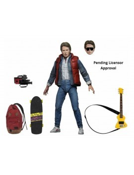 Back to the Future Action Figure Ultimate Marty McFly 18 cm