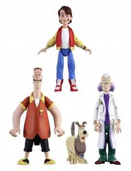 Back to the Future Toony Classics Action Figures 15 cm Serie 1 Assortment (14)