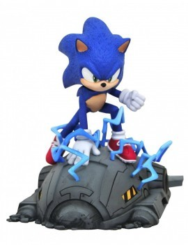 Sonic the Hedgehog Movie 1/6 Sonic 13 cm