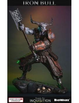 Dragon Age Inquisition Statue 1/4 Iron Bull 58 cm