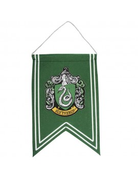 Harry Potter Wall Banner Slytherin 30 x 44 cm