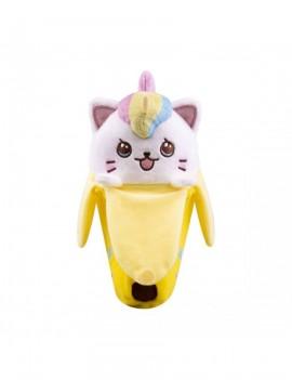 Bananya Plush Figure Rainbow Bananya 18 cm