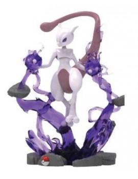 Pokémon Light-Up Deluxe Statue Mewtwo 25 cm
