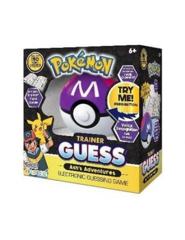 Pokémon Electronic Guessing Game Trainer Guess Ash Edition *German Version*