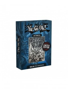 Yu-Gi-Oh! Replica God Card Obelisk the Tormentor