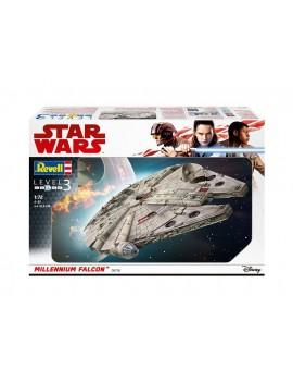 Star Wars Model Kit 1/72 Millennium Falcon 38 cm