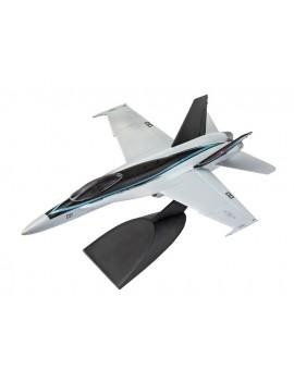 Top Gun Easy-Click Model Kit 1/72 F/A-18 Hornet 23 cm