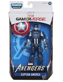 Marvel Legends Series Action Figure Captain America