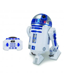 Star Wars Episode VII RC Vehicle with Sound & Light Up Interactive R2-D2 45 cm