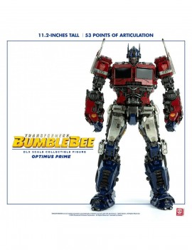 Transformers Bumblebee DLX Action Figure 1/6 Optimus Prime 28 cm