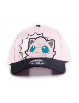 Pokémon Snapback Cap Jigglypuff Pop Art