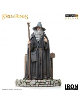Lord Of The Rings Deluxe Art Scale Statue 1/10 Gandalf 23 cm