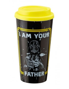 Star Wars Fathers Day Travel Mug I Am Your Father