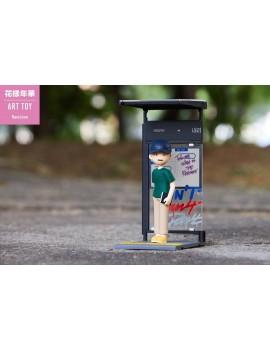 BTS Art Toy PVC Statue RM (Kim Namjoon) 15 cm