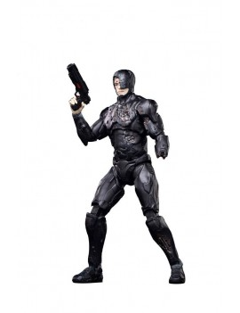 Robocop 2014 Exquisite Mini Action Figure 1/18 Robocop Battle Damage 10 cm