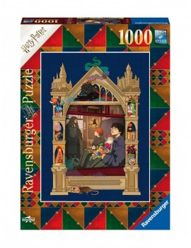 Harry Potter Jigsaw Puzzle On The Way To Hogwarts (1000 pieces)