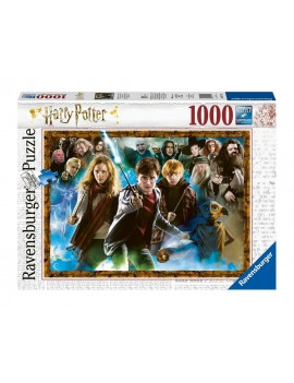 Harry Potter Jigsaw Puzzle Young Wizard Harry Potter (1000 pieces)