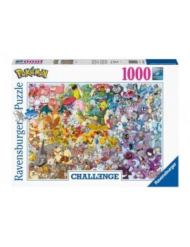 Pokémon Challenge Jigsaw Puzzle Group (1000 pieces)