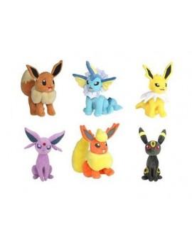 Pokémon Plush Figures 20 cm Eeveelutions Assortment (6)