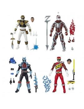 Power Rangers Lightning Collection Action Figures 15 cm 2019 Wave 1 Assortment (8)