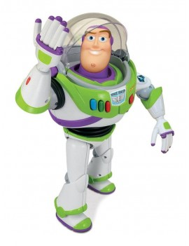 Toy Story Action Figure Karate Buzz 30 cm