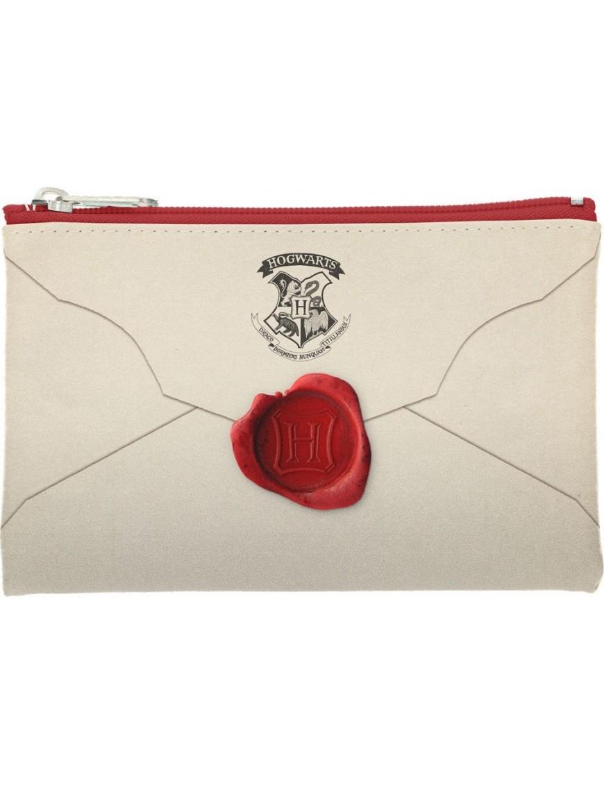 Harry Potter Cosmetic Bag Hogwarts Acceptance Letter