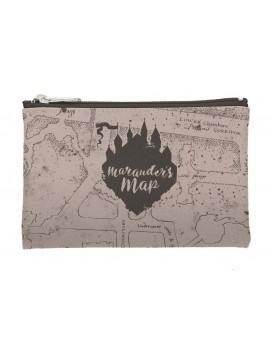 Harry Potter Cosmetic Bag Marauders Map