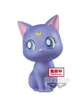 Sailor Moon Eternal The Movie Fluffy Puffy Mini Figure Luna 7 cm