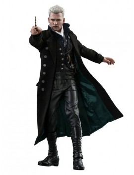 Fantastic Beasts 2 Movie Masterpiece Action Figure 1/6 Gellert Grindelwald 30 cm
